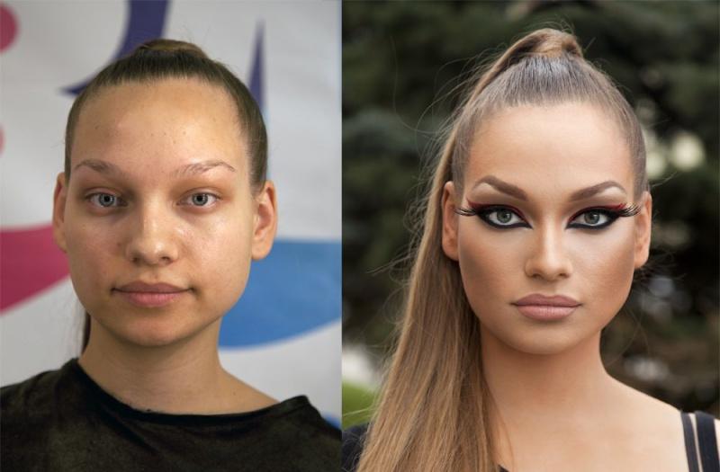 Слева обычные девушки, справа – актрисы голливуда. Глазам не верится!