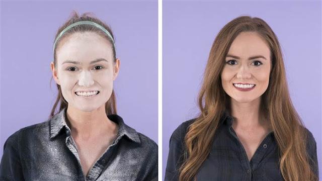 Дайвинг — самый необычный тренд в макияже 2020-2021