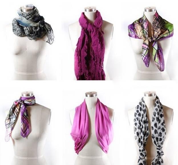 Как правильно носить женский шарф: 58 лучших вариантов!