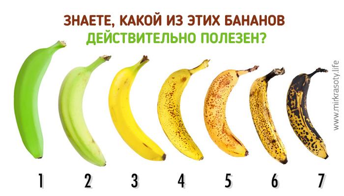 Какой банан вы бы купили? Узнайте правильный ответ!